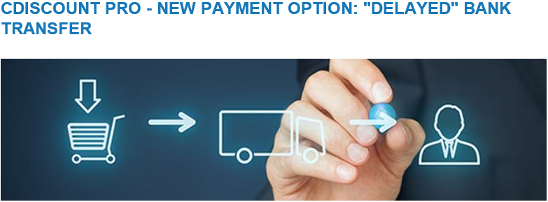 New payment option