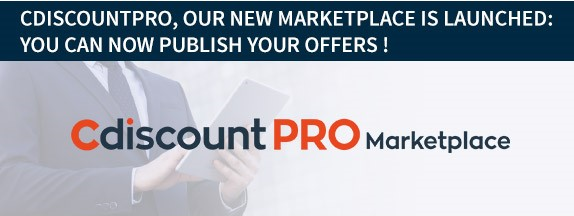 Cdiscount PRO Marketplace