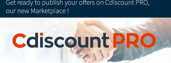 Cdiscount PRO