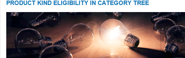 Product kind eligibility