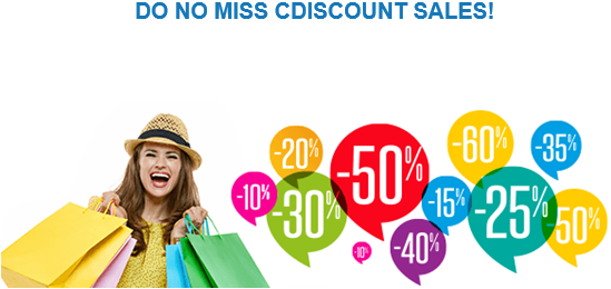 Do not miss Cdiscount Sales !